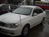 Nissan Sunny N16 Car For Rent.