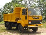 Ashok Leyland 1613 Cargo  Tipper Truck For Rent.
