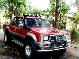 Mitsubishi L200 4D56 Cab (PickUp truck) For Rent.