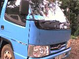 FAW MOTOR LORRY CA3030P90K3LY Tipper Truck For Rent.