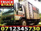 FULL COVERED BIG / SMALL / MEDIUM LORRY Cab (PickUp truck) For Rent.