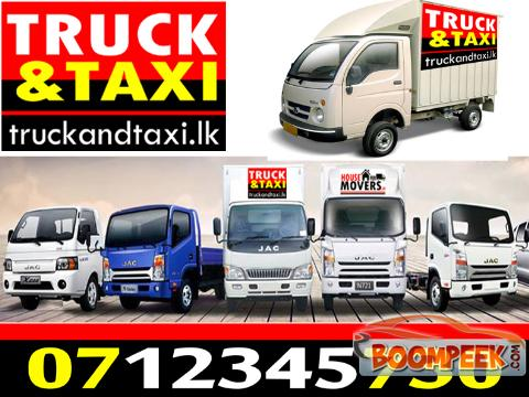 LORRIES,  FOR HIRE & LORRY VAN  - NANO - BUS Lorry (Truck) For Rent