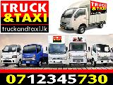 LORRIES,  FOR HIRE & LORRY VAN  - NANO - BUS Lorry (Truck) For Rent.