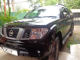 Nissan Navara D40 Cab (PickUp truck) For Rent.