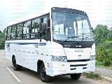 TATA LP 713 709 Bus For Rent