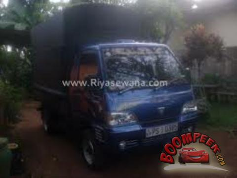 Foton Foto double  2013 Lorry (Truck) For Rent