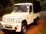 Mahindra Bolero 2012 SUV (Jeep) For Rent.