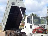 Ashok Leyland 2516  Tipper Truck For Rent.