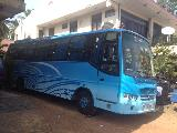 Ashok Leyland Luxury   Bus For Rent.