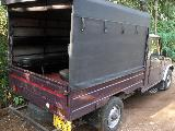 Mahindra Bolero Maxi Truck 2011 Cab (PickUp truck) For Rent.