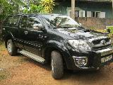Toyota Hilux Duoble Cab  SUV (Jeep) For Rent.