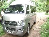 MIcro Tourer  Bus sixteen seater Bus For Rent.