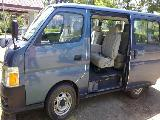 Nissan caravan van Bus For Rent