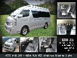 Toyota KDH 221 PF-**** Van For Rent.