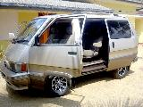 Toyota TownAce CR27 Van For Rent.