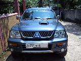 Mitsubishi L200 TROJAN Cab (PickUp truck) For Rent.
