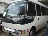 Mitsubishi Rosa Bus For Rent