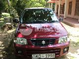 Maruti 800 new cars Car For Rent.