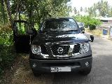 Nissan Navara  Cab (PickUp truck) For Rent.
