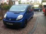 Nissan PrimaStar  Van For Rent