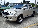 Toyota Hilux  Cab (PickUp truck) For Rent.