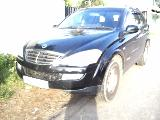 SsangYong Kyron M200 XDI SUV (Jeep) For Rent.