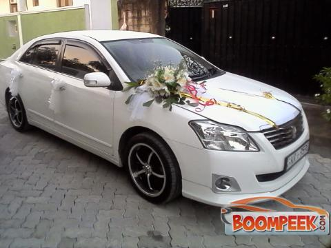 Toyota Premio Car For Rent In Sri Lanka Ad Id Cr00000931