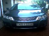 Toyota Allion NZT260 Car For Rent.