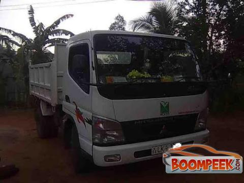 Mitsubishi canter fuso  Tipper Truck For Rent