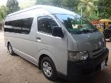 Toyota HiAce KDH220 Van For Rent