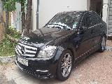Mercedes-Benz C180 AMG  Car For Rent.