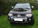 Mitsubishi L200 Warrior  Cab (PickUp truck) For Rent.