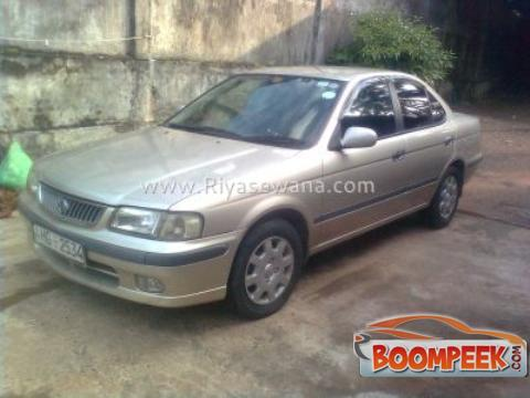 Nissan FB 15 2003 Car For Rent In Sri Lanka - Ad ID
