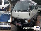 Toyota HiAce LH51 Van For Rent.