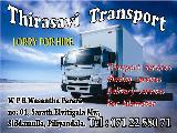 Mitsubishi LORRY FOR HIRE 10.5  feet Lorry (Truck) For Rent.