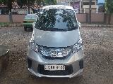 Honda Freed  Van For Rent.