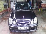 Mercedes-Benz E240  E240 AMG Car For Rent.