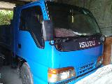 Isuzu Elf Tipper Truck For Rent