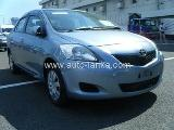 Toyota Belta  Car For Rent