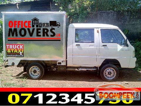CREW CAB FOR HIRE - VAN - Rs.750/= TAXI @ 071-23-45-730 Car For Rent