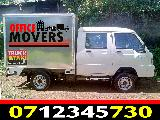 CREW CAB FOR HIRE - VAN - Rs.750/= Car For Rent