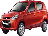Suzuki Alto 800 Car For Rent.