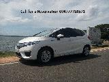 Honda Fit GP5 Car For Rent.