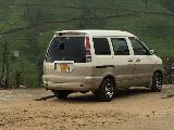 Toyota TownAce CR41 Van For Rent.