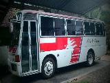 Mitsubishi Dolphin Fuso  Bus For Rent.
