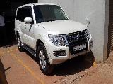 Mitsubishi Montero GLS SUV (Jeep) For Rent.