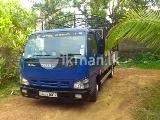 Isuzu NPR 2006 Lorry (Truck) For Rent.