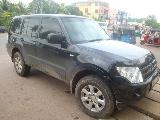 Mitsubishi Montero KX-XXXX SUV (Jeep) For Rent.
