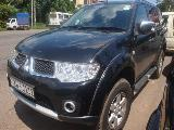 Mitsubishi Montero KW-XXXX SUV (Jeep) For Rent.