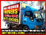 Isuzu Elf lorry for hire&moves Lorry (Truck) For Rent